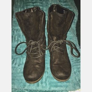 Sugar Shoes - Combat Boots